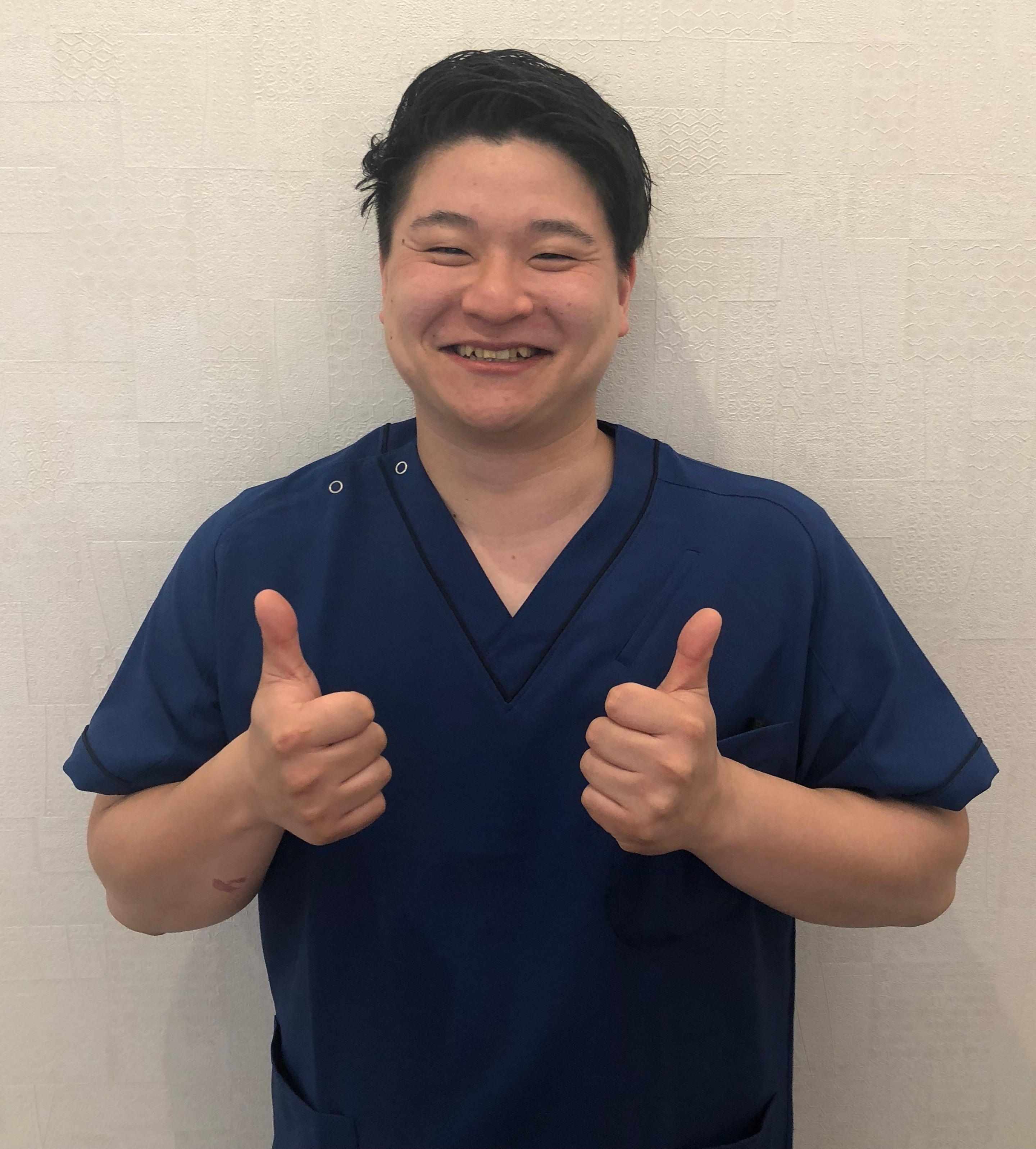 三河島鍼灸整骨院の院長