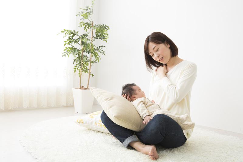 産後の各症状でお困りの方へ